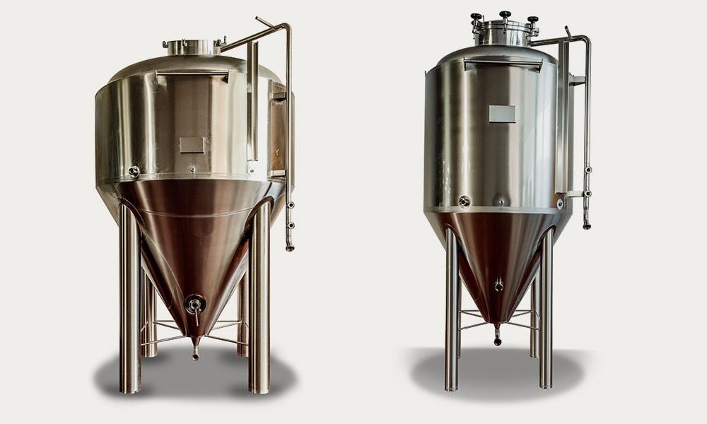 Fermentatori Birra Toscana Inox - 01