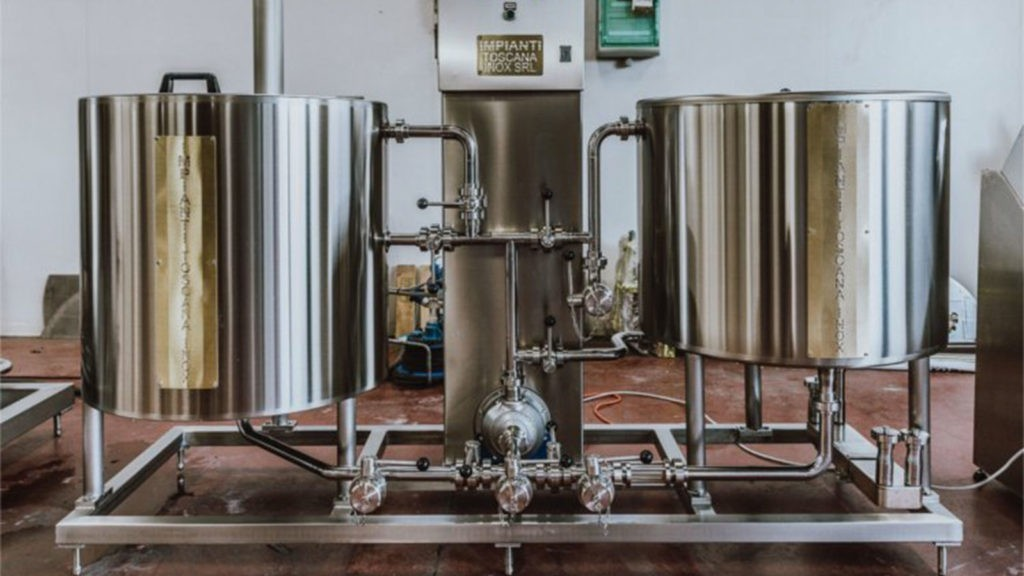 Impianto Birra Economy Toscana Inox