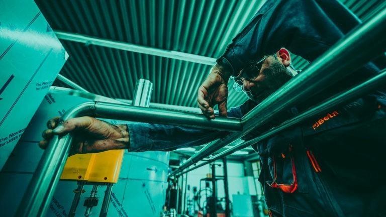 Impianto Produzione Birra a Fiamma Toscana Inox - 04