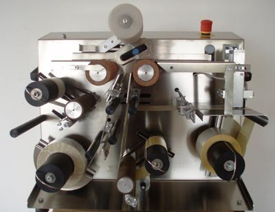 Etichettatrice a doppio rotolo mod. ETC-2
