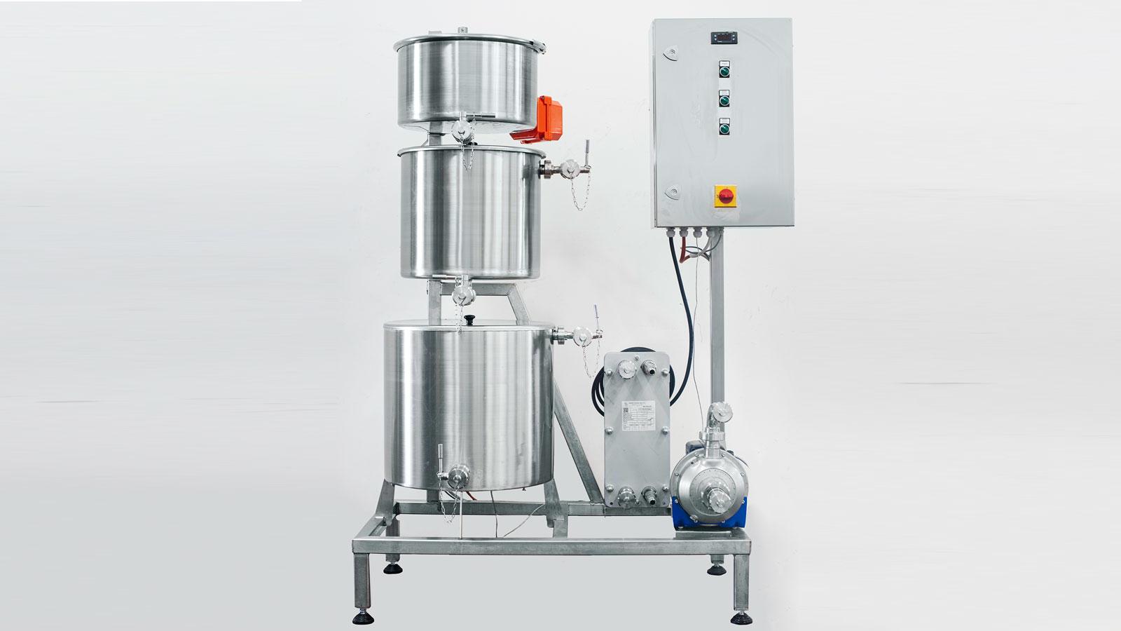 Impianto Birra TIX-E 23 Toscana Inox