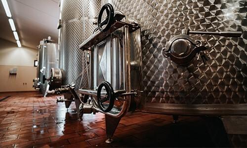 Serbatoi Vino - Galleggiante ad aria - Toscana Inox